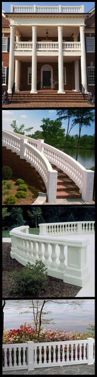 Double Balustrade by Melton Classics